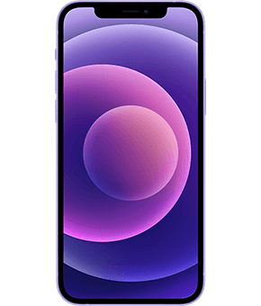 apple iphone 12 purple position1